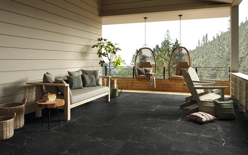 Pavimenti per terrazzi moderni