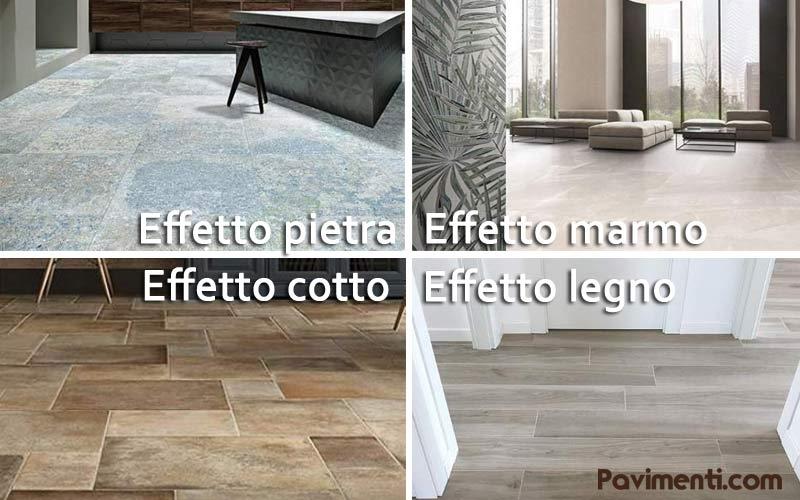 possibili effetti del gres legno cotto marmo pietra